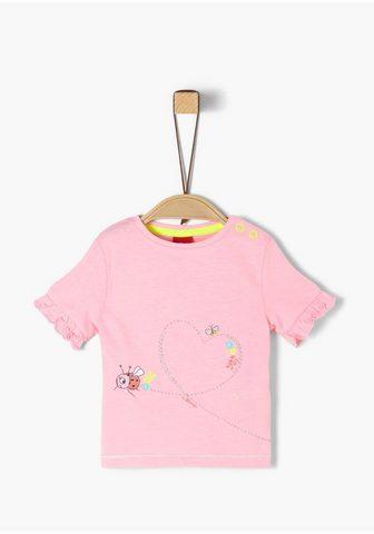 Jersey-T-Shirt_für Babys