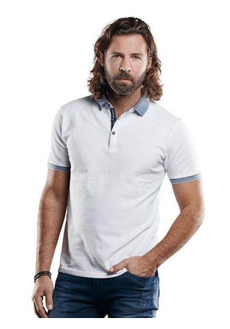 EMILIO ADANI Detailverliebtes Polo marškinėliai