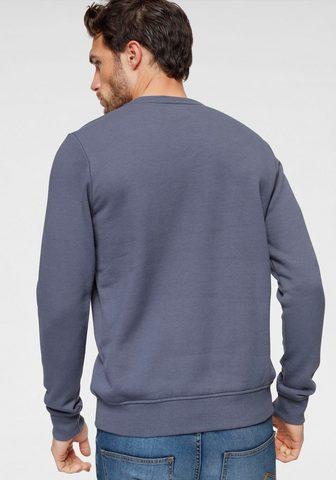 RHODE ISLAND Sportinio stiliaus megztinis