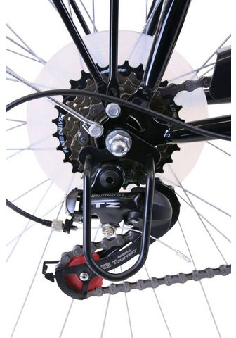 PERFORMANCE Dviratis 6 Gang Shimano TOURNEY TZ 500...