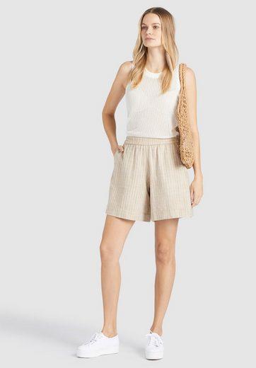khujo Shorts »KLARA« aus Baumwolle im Loose Fit