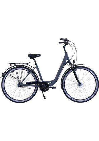 HAWK Bikes Dviratis »HAWK City Wave Deluxe Grey« ...