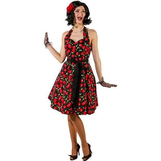 50er Jahre Rockabilly Cherry Kostüm