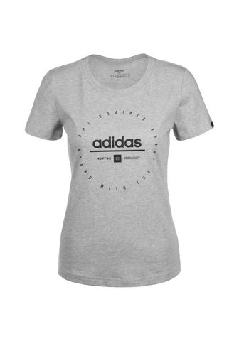 ADIDAS PERFORMANCE Marškinėliai »Circular Graphic«