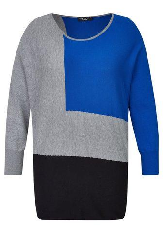 VIA APPIA DUE Trendiger megztinis su plačios rankovė...