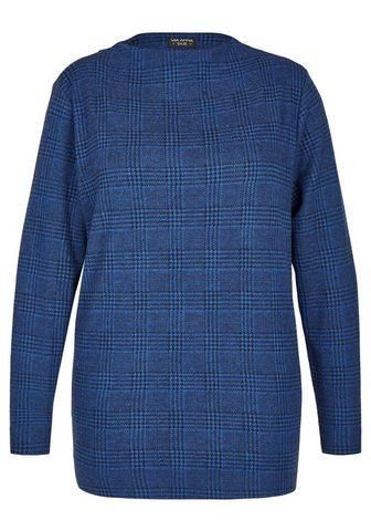 VIA APPIA DUE Flauschiges Sportinio stiliaus megztin...