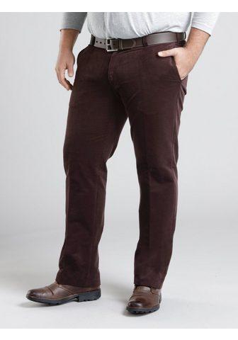 MEN PLUS BY HAPPY SIZE Velvetinės kelnės Spezialschnitt