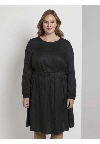 TOM TAILOR MY TRUE ME Suknelė »Suknelė su elastingas Taille«...