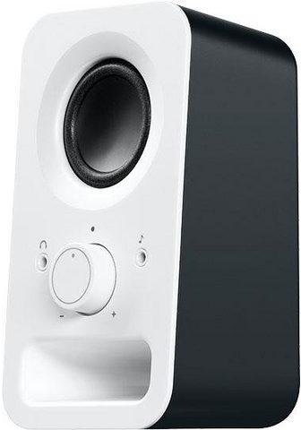 LOGITECH »Z150 Stereo Lautsprecher« PC-Lautspre...