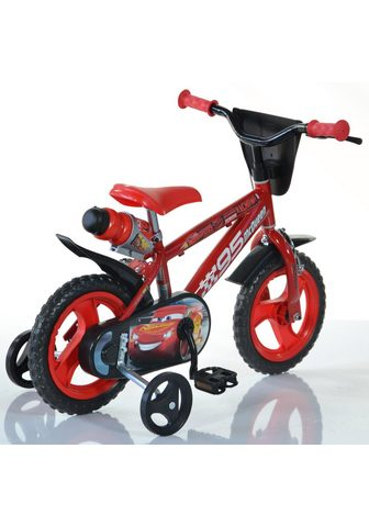 DINO Vaikiškas dviratis »Cars« 1 Gang