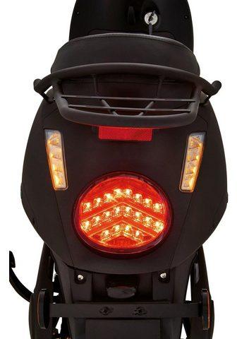 GREENSTREET E-Motorroller »SEED« 1200 Watt 45 km/h...