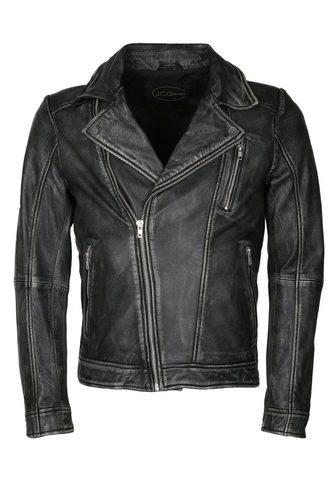 Куртка кожаная в Bikerstil »8208...