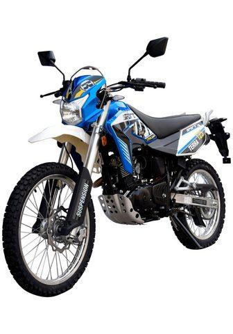 LUXXON Motociklas »Terra 125« 125 ccm 99 km/h...