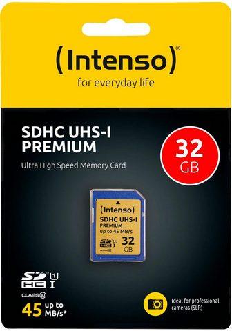 INTENSO »SDXC UHS-I Premium« Atminties kortelė...