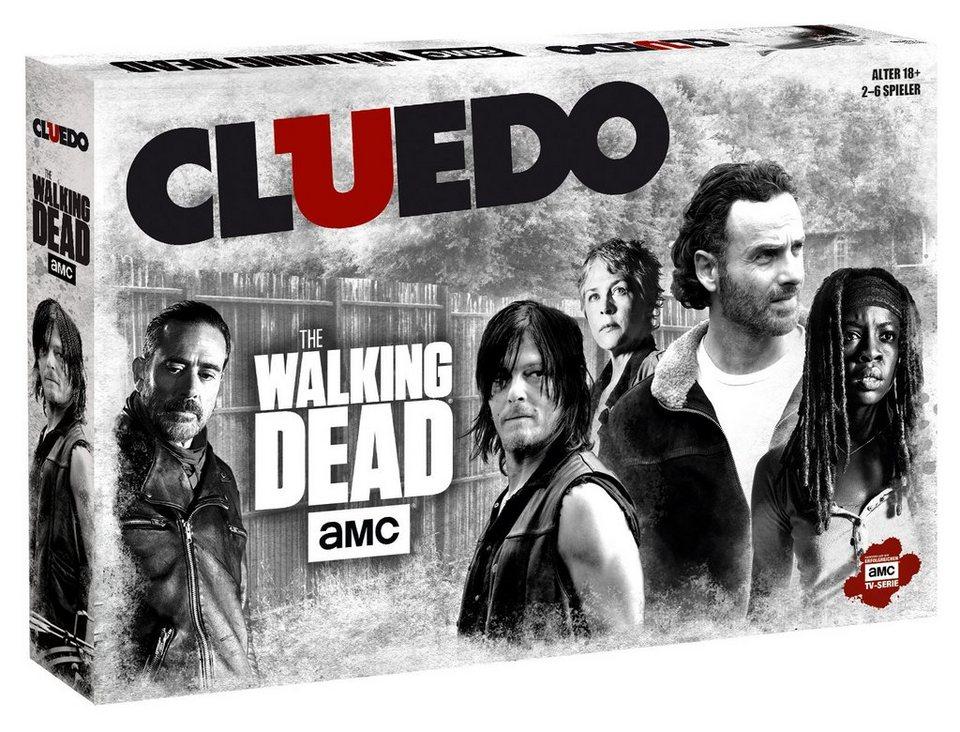 Walking Dead Brettspiel