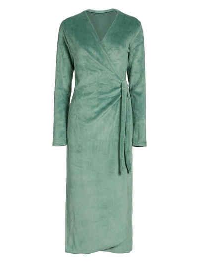 Damenbademantel »Vera Uni«, Essenza, aus einem samtweiche Polyester-Baumwollmix