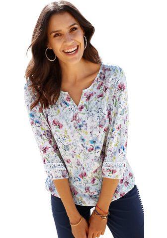 Classic блуза с wunderschönem Bl&...
