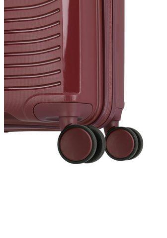 TRAVELITE Plastikinis lagaminas ant ratukų