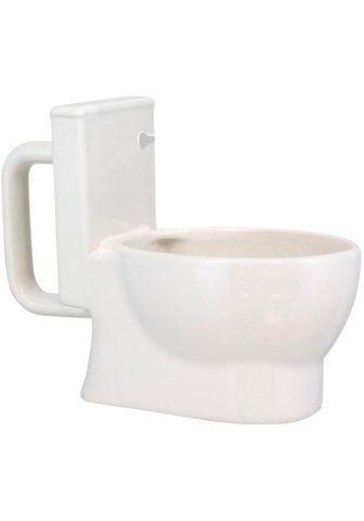 PALADONE Dekobecher »Toiletten Becher«