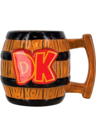 PALADONE Dekobecher »Donkey Kong 3D Puodelis 30...