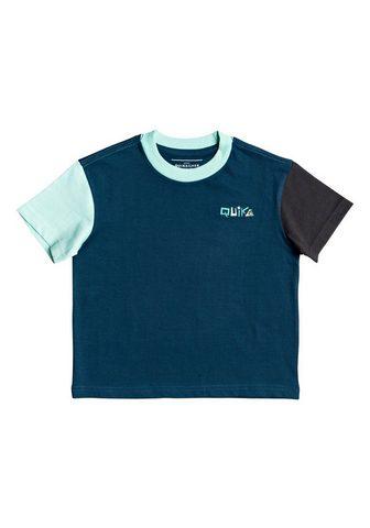 QUIKSILVER Marškinėliai »Shubie Stall«