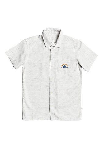 QUIKSILVER Marškiniai trumpom rankovėm »Waikato I...