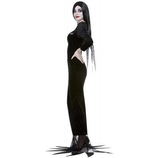 Morticia Addams Family Damenkostüm