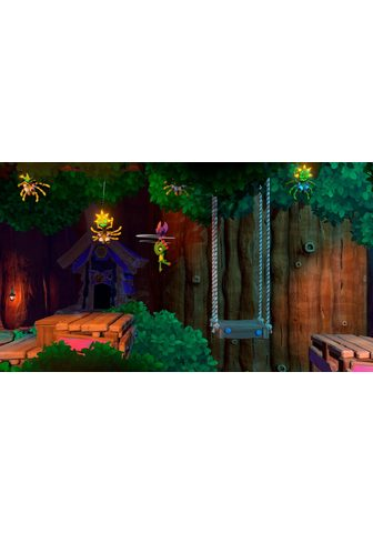 Yooka-Laylee and the Impossible Lair P...