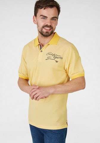 NAVIGAZIONE Polo marškinėliai su Flaggenelementen