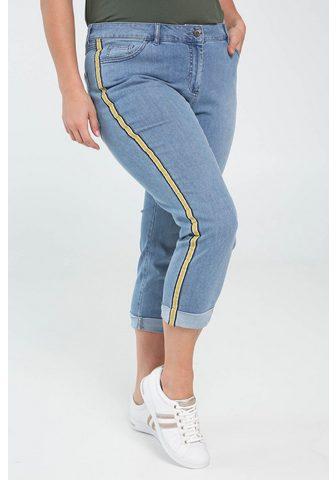 Широкий джинсы