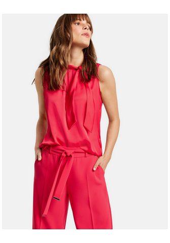 TAIFUN Marškinėliai be rankovių »Blusentop su...