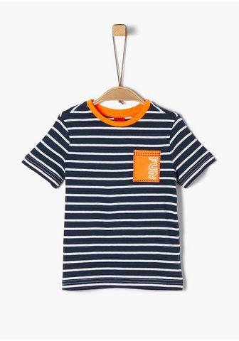 Jersey-T-Shirt_für Jungen