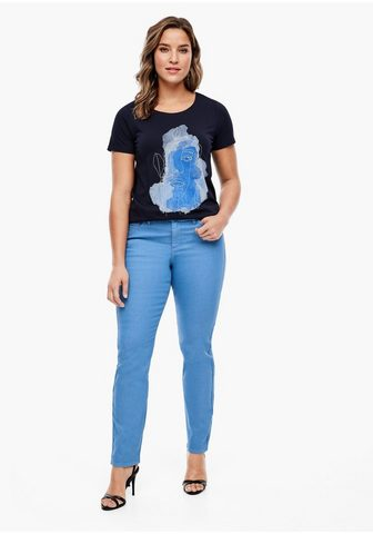 Цветной джинсы