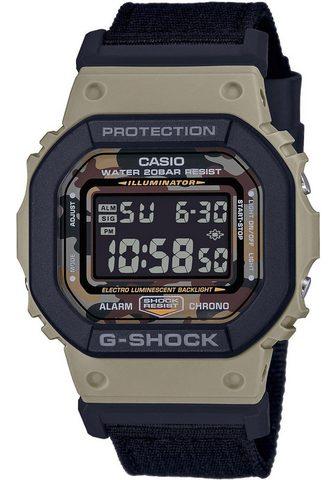 Часы-хронограф »DW-5610SUS-5ER&l...