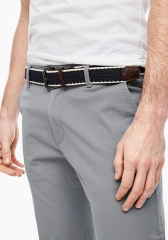 S.OLIVER Siaurėjančios kelnės