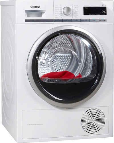 SIEMENS Wärmepumpentrockner iQ700 WT47W5W0, 8 kg