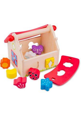 NEW CLASSIC TOYS ® Žaislas-dėlionė