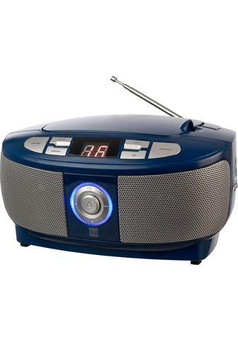 DUAL »P 49-1« Boombox (UKW su RDS 2 Watt)