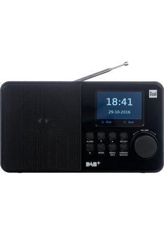 DUAL »DAB 18 C« UKW- radijo imtuvas (Digita...