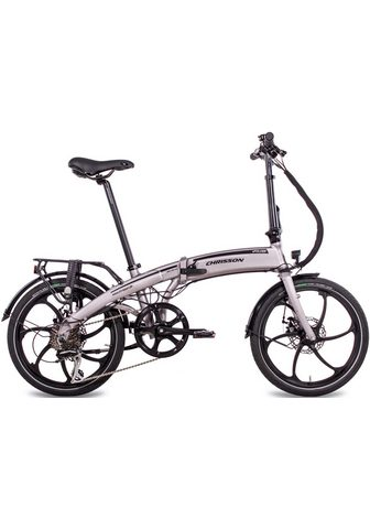 CHRISSON Elektrinis dviratis »Efolder« 8 Gang S...