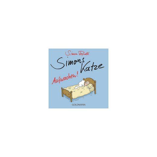 Goldmann Verlag Simons Katze - Aufwachen!