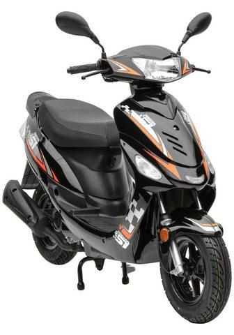 NOVA MOTORS Motoroleris »Energy« 50 ccm 45 km/h
