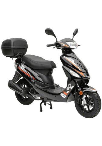 NOVA MOTORS Motoroleris »Energy« 50 ccm 45 km/h in...