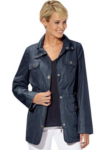 Куртка с с кулиской в der Taille