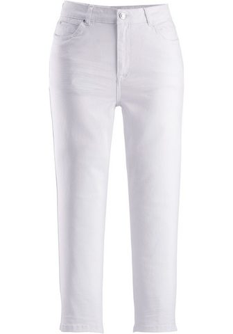 7/8 джинсы с akuteller имитация тертый...