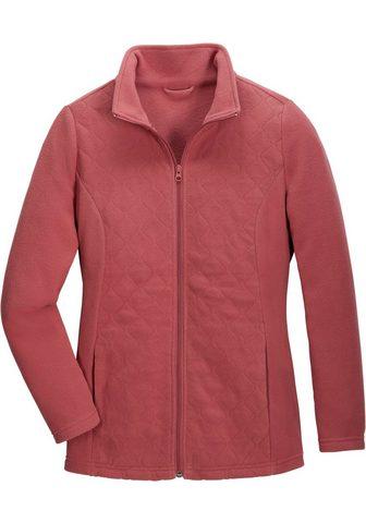 Флисовая куртка с декоративный Steppmu...