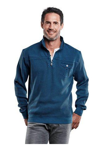 ENGBERS Sportinio stiliaus megztinis Stehbund