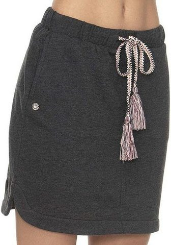 RAGWEAR Mini ilgio sijonas »LYDIE ORGANIC«
