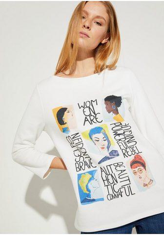 COMMA ' for women'-Sweatshirt