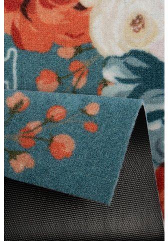 HANSE HOME Durų kilimėlis »Flower Home« rechtecki...